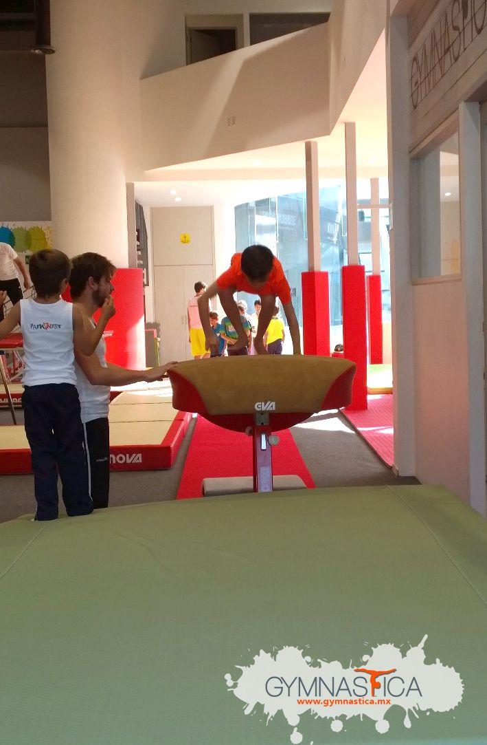 Saltar, correr, escalar, dar marometas... además de divertido trae muchos beneficios a la salud. Practica #parkour ;)  Informes: 9688 9113 y 9131 6203 | info@gymnastica.mx