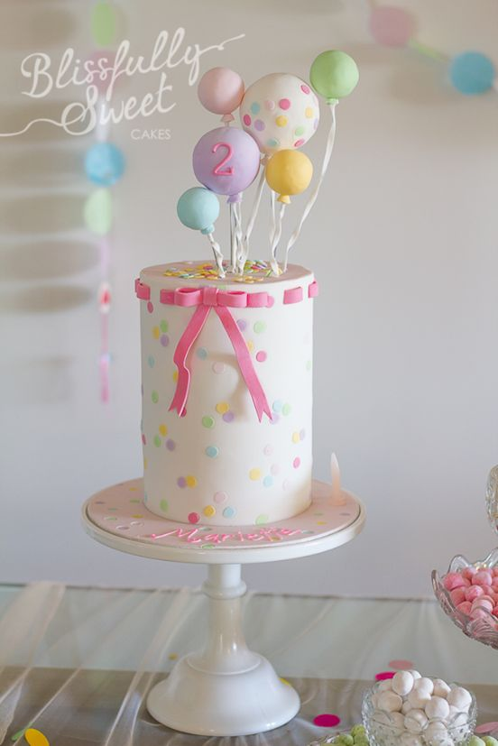 7 best Cakes images on Pinterest 1st birthday cakes for girls