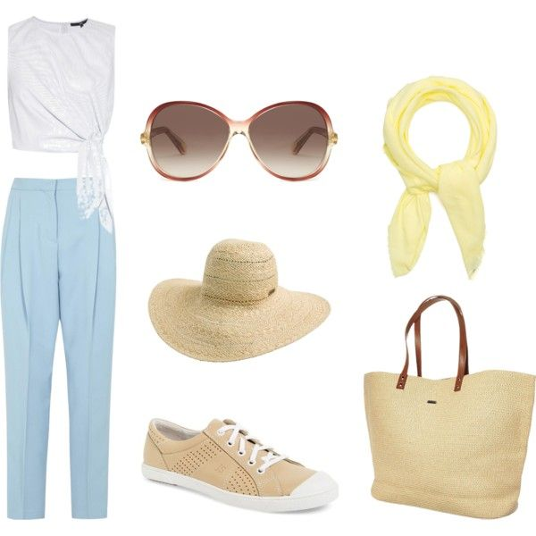Jackie O 11 by allygardiner on Polyvore featuring TIBI, Paul Smith Black Label, Josef Seibel, Rusty, Marc Jacobs, Rip Curl and Fraas