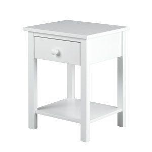 table de chevet enfant blanc recherche google chambre enfant pinterest table de chevet. Black Bedroom Furniture Sets. Home Design Ideas