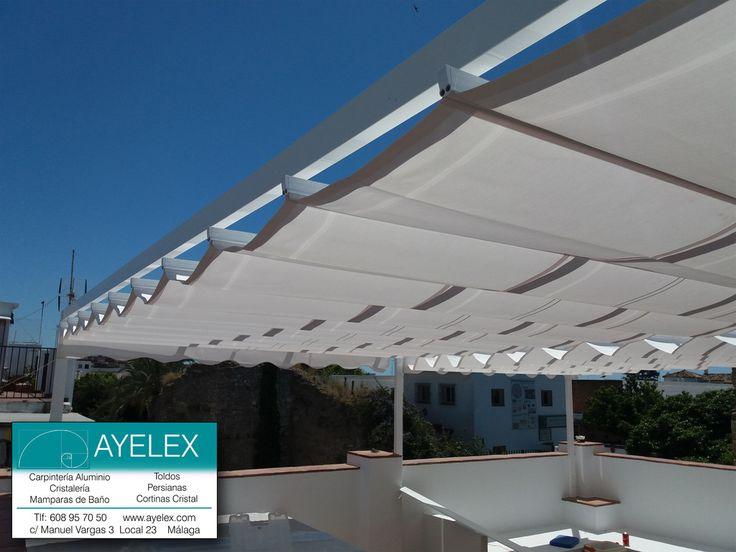 Mejores 150 im genes de ayelex carpinter a aluminio y pvc for Tejadillo para toldo