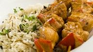 kyllingpyd med ris