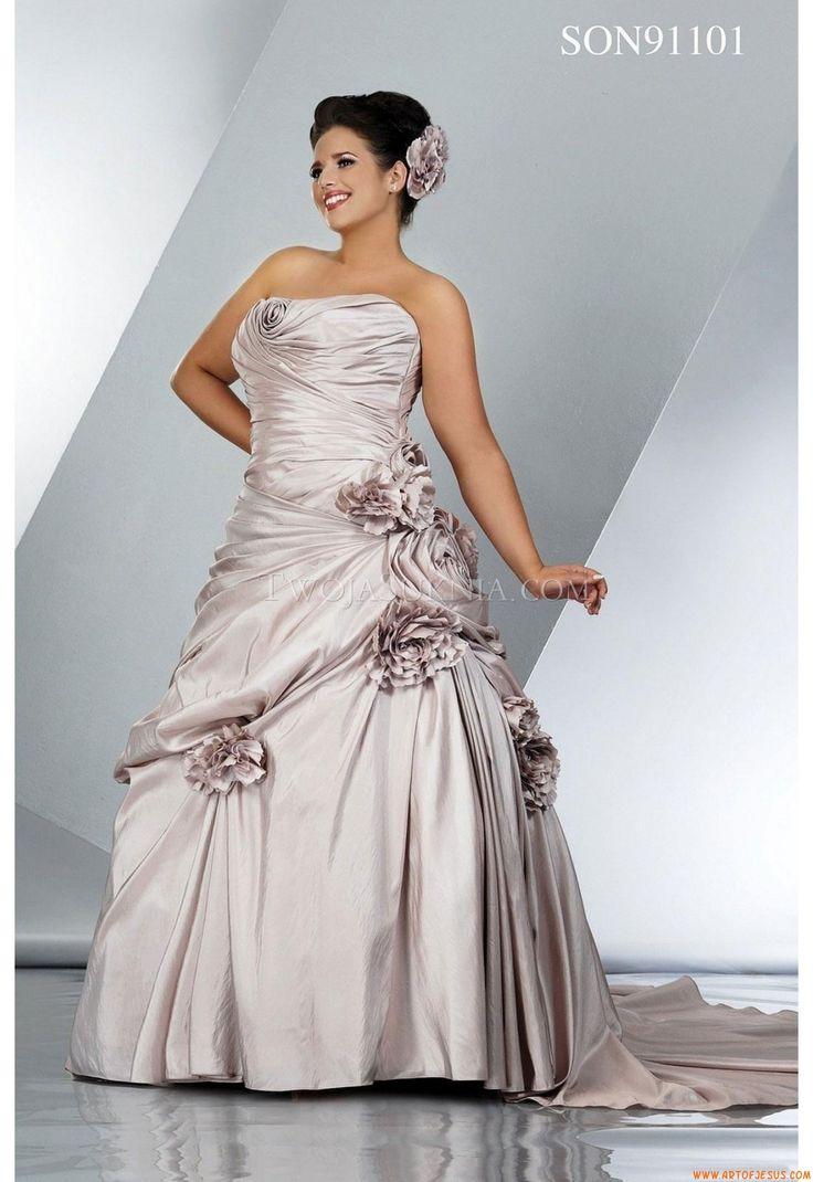 Perfect Pink Lazaro Wedding Dress