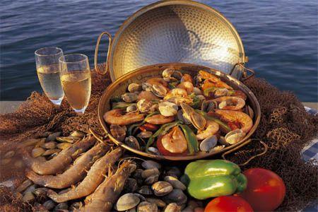 Portuguese food in Quarteira and Vilamoura