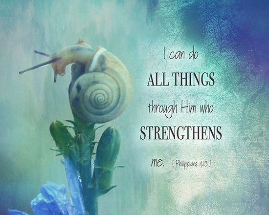 """I can do all things through Him who strengthens me."" Philippians 4:13   This Bible verse is available as 8X10 inch ready to frame wall art. Please click the picture for the link."