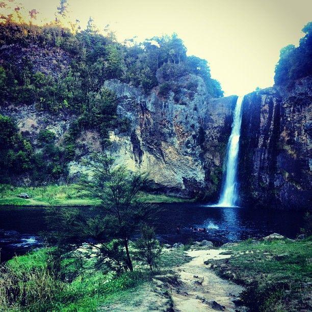 Hunua Falls - Top 10 Outdoor Adventures in Auckland, New Zealand