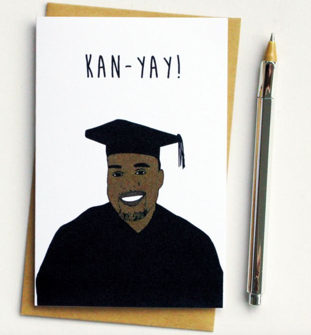 When you want to let them know they had the best graduation of all time. | 27 Cards You Can Only Give Your Best Friend
