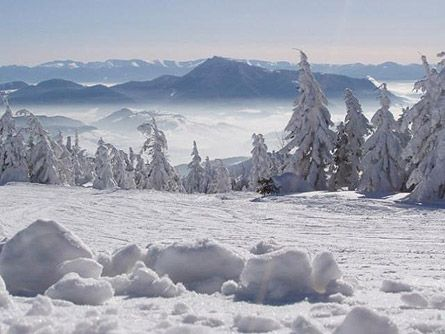 Jeseniky mountains, Czech Republic
