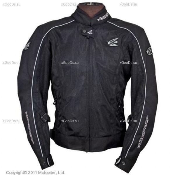 Мотоциклетная летняя куртка
