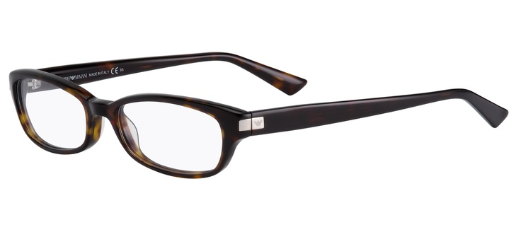 Elegant and feminine with a hint of cat's eye. In beautiful deep tortoiseshell with chic metal branding, this frame is understated but speaks volumes.   2 pairs complete $439  ref: 25635171