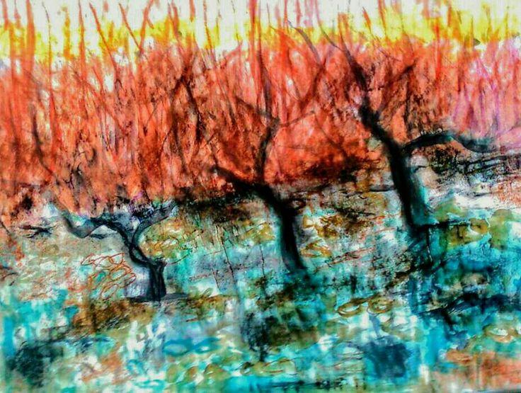 Watercolor - vissarion g