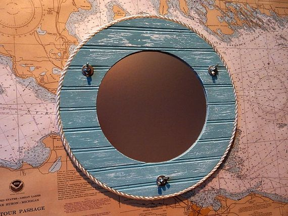 Nautical Wall Mirror 25+ best nautical wall mirrors ideas on pinterest | coastal