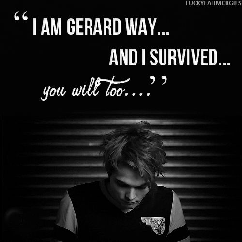 A Little Bit Of Me — Gerard way