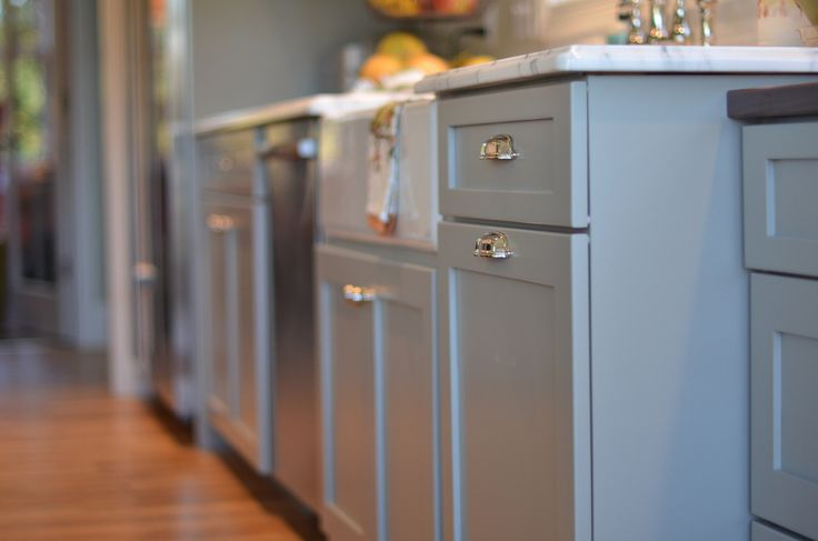 Charming Kitchen Cabinet Color   Fieldstone | Kitchens | Pinterest | Kitchens, Base  Cabinets And Benjamin Moore Nice Look
