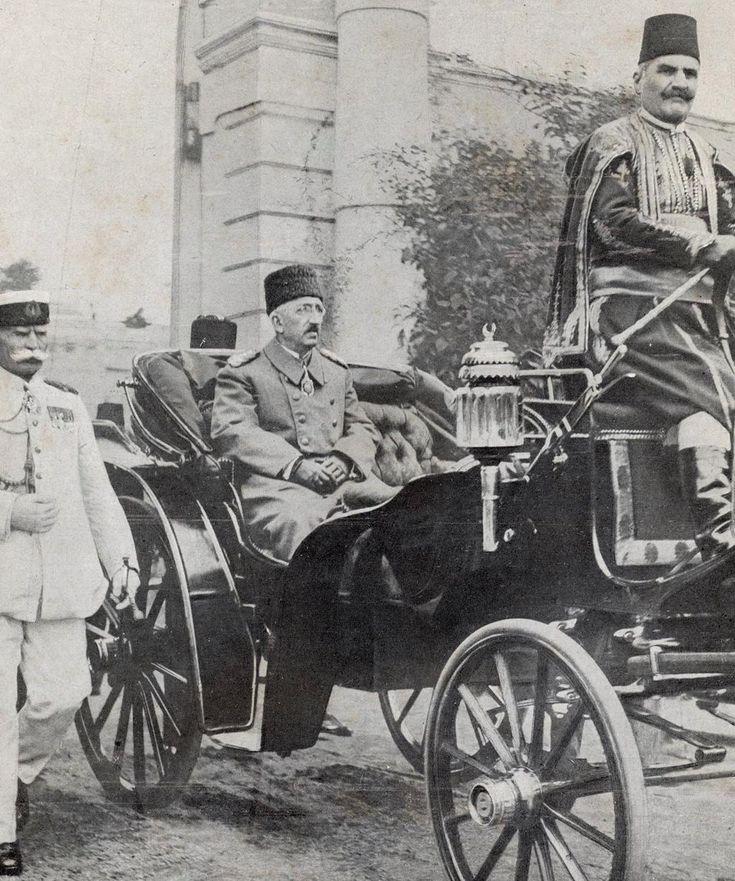 [Ottoman Empire] Last Ottoman Sultan Mehmed VI (Reign: 1918-1922) (Son Osmanlı Sultanı Mehmed Vahdeddin Han)