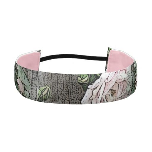 Roses Athletic Headbands
