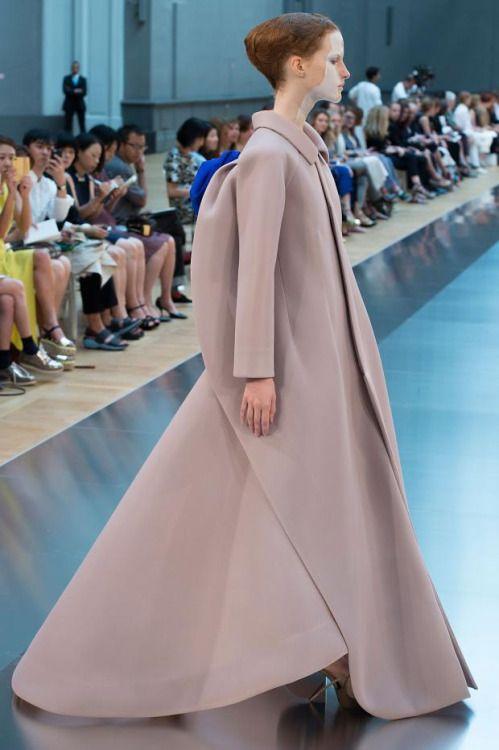 John Galliano for Maison Margiela Artisanal Fall 2015 Couture