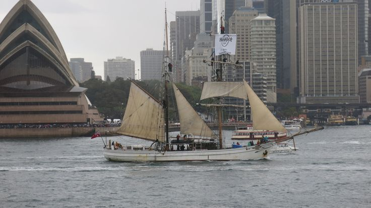 Tall Ships IFR