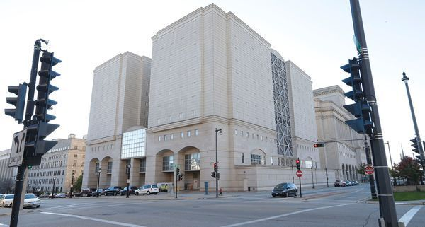 The former inmate, who was pregnant when she arrived in jail, had been repeatedly raped by a guard while an inmate at Milwaukee County Jail.