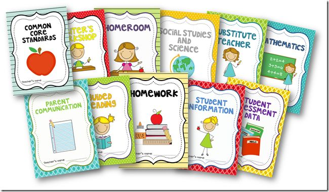 Free Binder Covers (Editable Versions Available, too!): Teacher Binder Covers, Binder Covers Free, Free Binder, Covers Editing, Classroom Organizations, Version Avail, Editing Version, Cute Binder Covers, Free Downloads