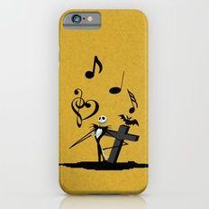 Jack Skellington iPhone 6s Slim Case