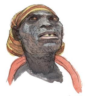 Storie, disegni e appunti del disegnatore Gipi: Pirati