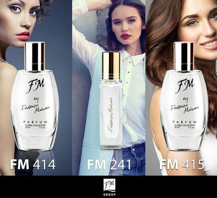 Consideri ca parfumul tau favorit este prea scump ca sa ti-l poti permite acum? Ce ar fi daca ai putea sa cumperi un #parfum de calitate avand aceeasi esenta dar la un pret redus? Cauta produsele FM...  http://novusvia.ro/parfumuri/fm-group/