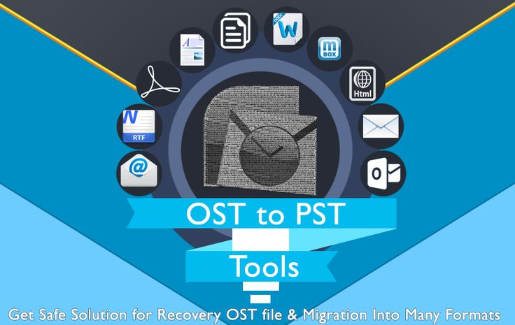 PDS Import OST to PST Software to repair and recover OST File without any problem. OST to PST Converter tool Convert OST File into PST File or other formats .  https://www.pinterest.com/pdssoftwares/pds-ost-to-pst-converter/
