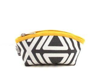 coin purse yellow