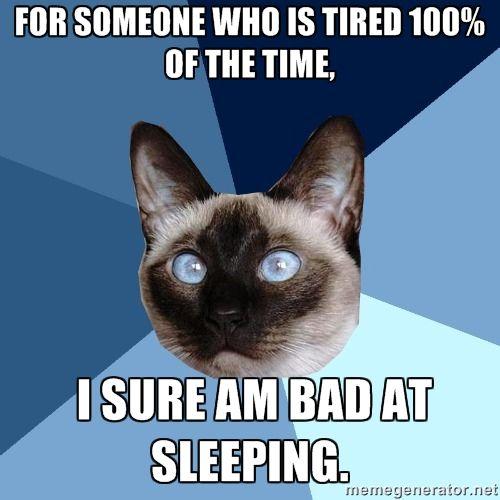 Painsomnia is no joke!