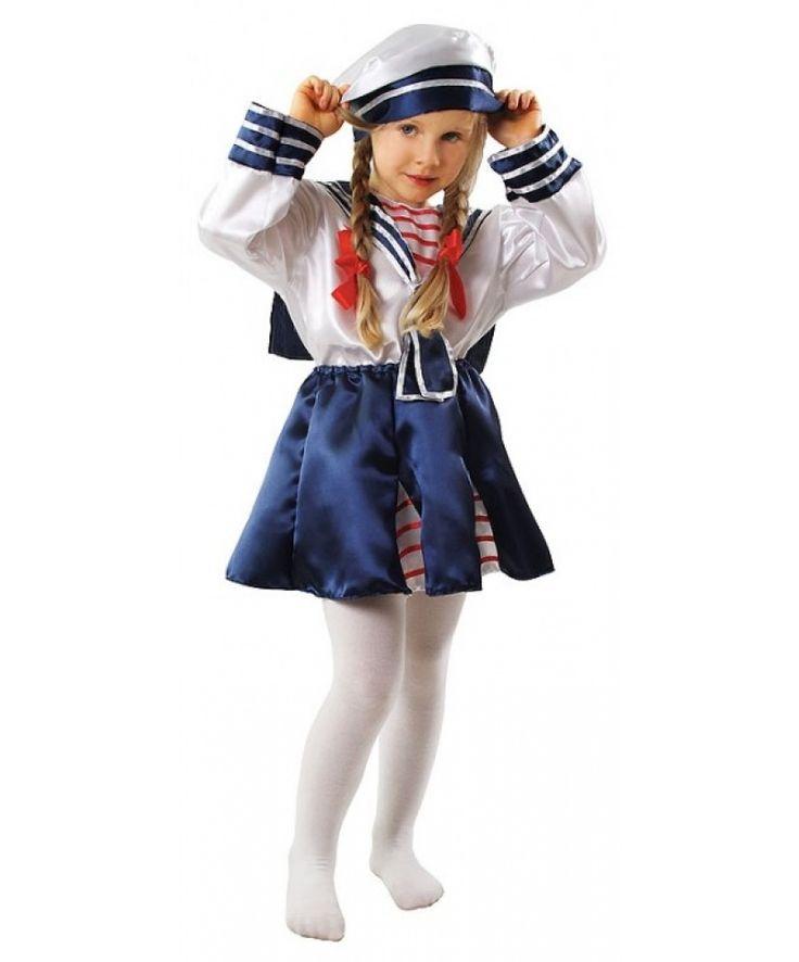 Красивый #костюм #морячки с синей юбочкой http://fas.st/mJRlz—