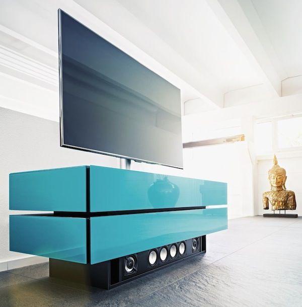 17 meilleures id es propos de meuble hifi sur pinterest for Meuble brick