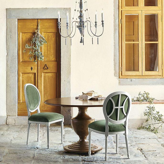 Casa Florentina Pietra 48 Dining Table Ballard Designs Furniture