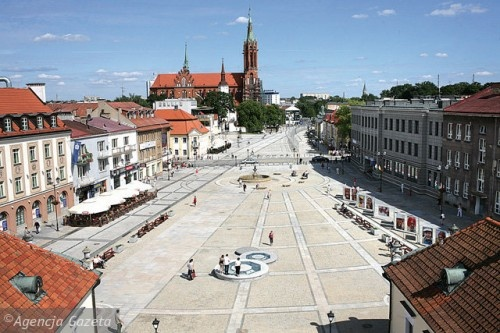 Białystok. So pumped for this summer! Finally get to go back!
