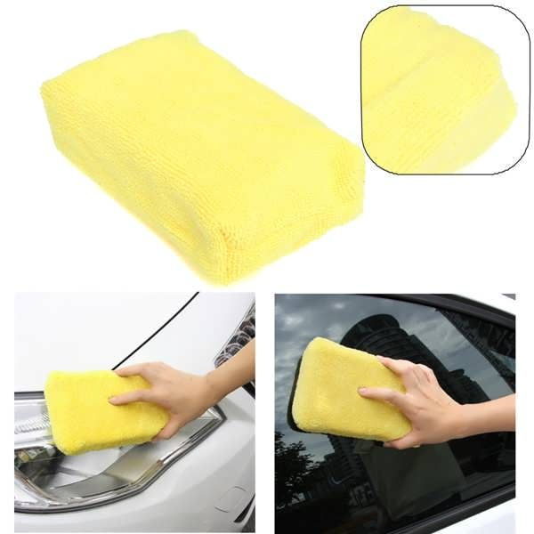 Tirol Microfiber Foam Sponge Car Wash Cleaning Window Brush Cleaner Polish  Worldwide delivery. Original best quality product for 70% of it's real price. Buying this product is extra profitable, because we have good production source. 1 day products dispatch from warehouse. Fast &...