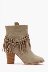 Celil Fringed Boots