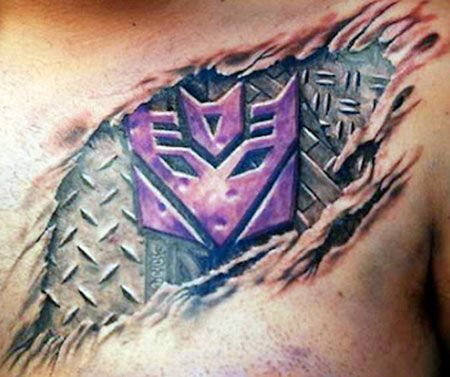 17 Best images about Sick illusion tatts on Pinterest ...