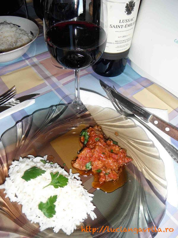 #lamb #curry with #Basmati #rice Curry de miel cu orez basmati