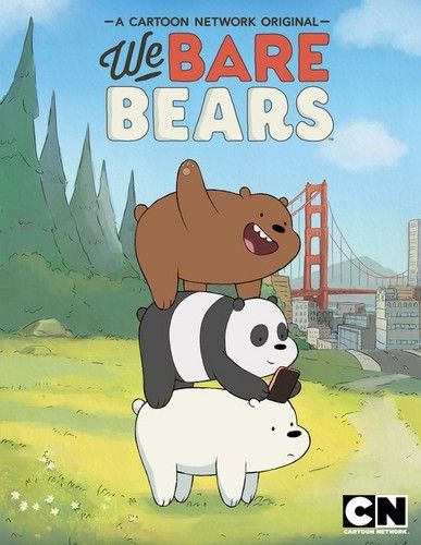 Cartoon Network's We Bare Bears Poster - we-bare-bears Photo