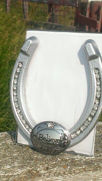 Best 25 beaded horseshoe ideas on pinterest western crafts horseshoe picture frame with bling solutioingenieria Choice Image