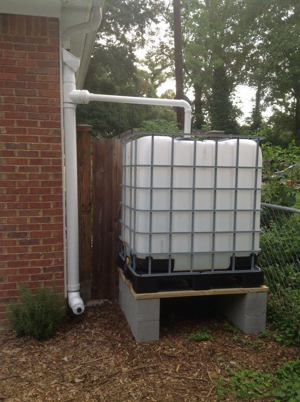 Les 25 meilleures id es concernant cuves d 39 eau de pluie sur pinterest canon eau et baril d 39 eau - Idee opslag cd ...