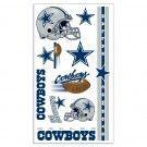 Dallas Cowboys Temporary Tattoos #Dallas #Texas #Cowboys #DallasCowboys  #Memorabilia #Sports #Merchandise #Football #NFL | Order Today At http://www.sportsnutemporium.com/ For Only $1.95