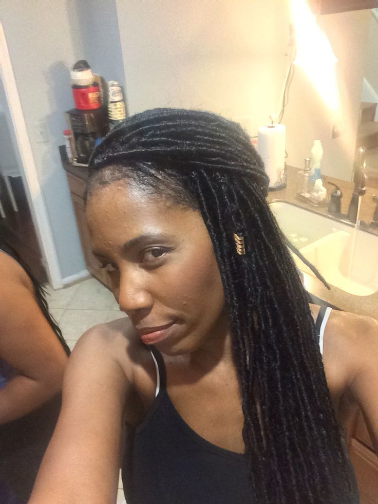 Synthetic Braiding Hair Janet Collection Extention Cheveux Dread Faux Locs