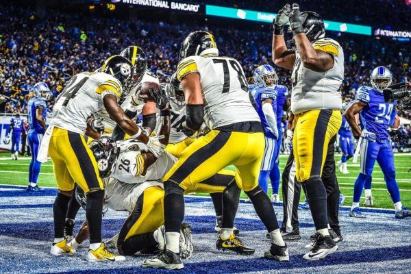 Steelers stats that stand out midway through the season