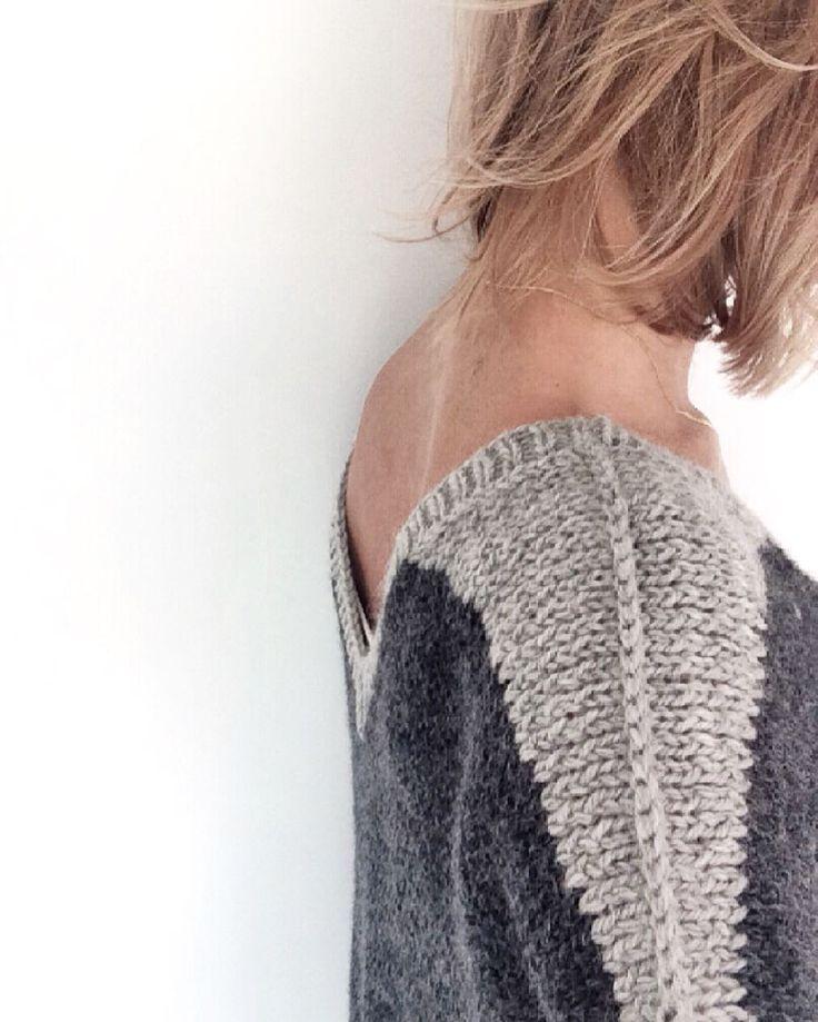 Handmade knitwear » quality slow fashion