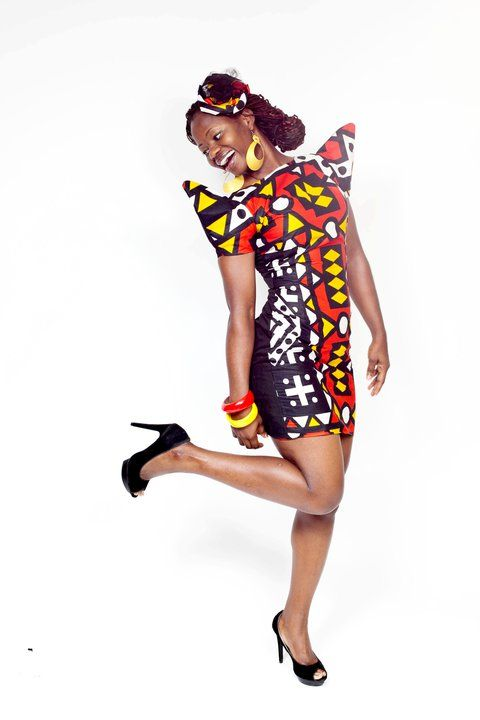 CIAAFRIQUE ™   AFRICAN FASHION-BEAUTY-STYLE: AFRICAN FASHION DESIGNER: Victoria Wreh