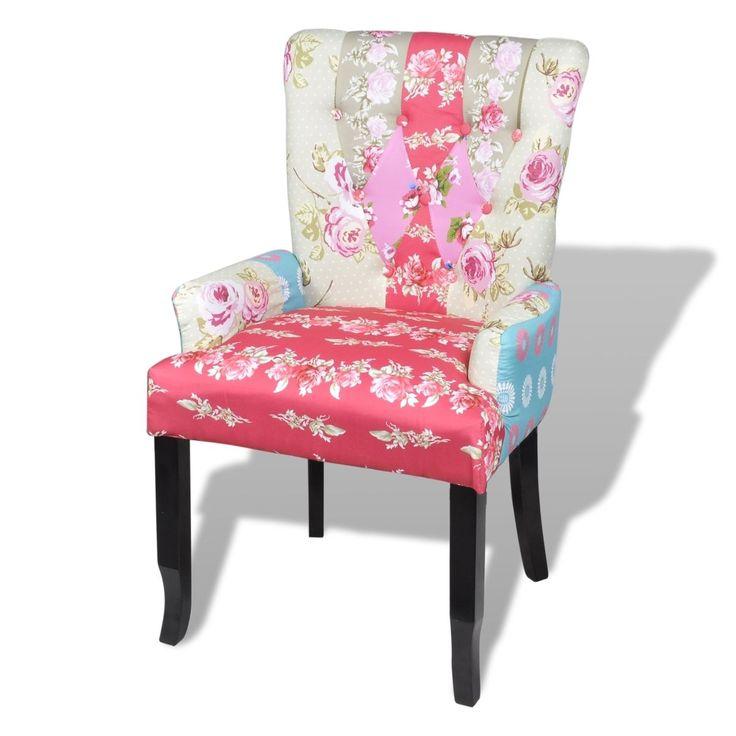 Patchwork Stuhl Relaxsessel Polstersessel Bunt Lehnstuhl Sessel Esszimmerstuhl#S FOR SALE • EUR 70,99 • See Photos! Money Back Guarantee. Patchwork Relaxsessel Esszimmer Stuhl Polstersessel Sessel Bunt Lehnstuhl 2 Dieser Patchwork Relaxstuhl verleiht Ihren Räumen eine farbenfrohe und stilvolle Wohnatmosphäre. Ob als Sitzgelegenheit oder Dekoration wird dieses Designerstück Ihnen auf 291940166689