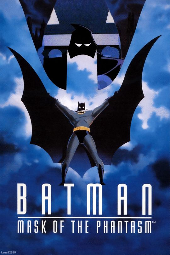 Batman: Mask of the Phantasm GIF