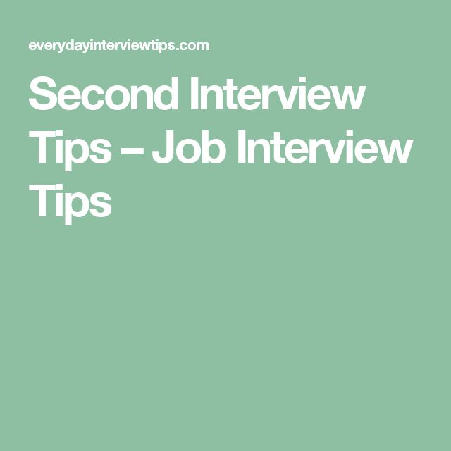 The 25+ best Second interview tips ideas on Pinterest - interview tips
