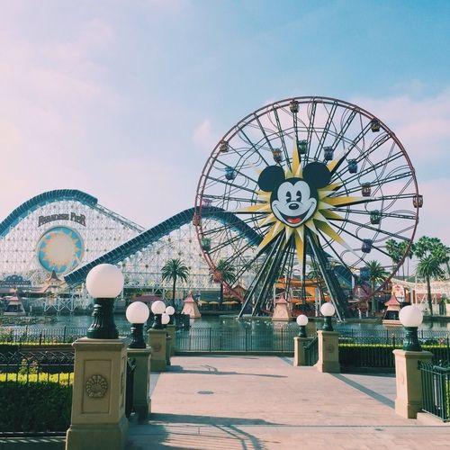 California Adventure, Disneyland